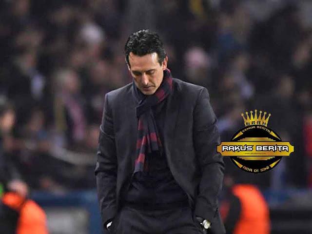 Usai Kalah Dari Madrid, PSG Siapkan Pengganti Unai Emery