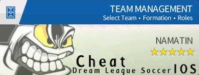 Cheat Dream League Soccer Untuk IOS Terbaru