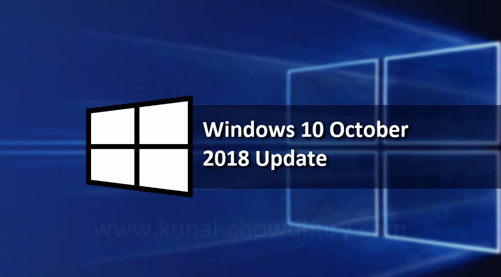 Windows 10 October 2018 Update is now available for download if you