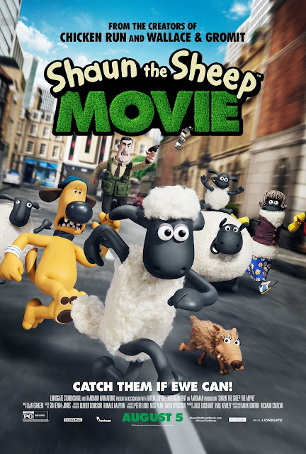 Shaun the Sheep Movie: Learning Activities to do with Kids Before and After the Movie