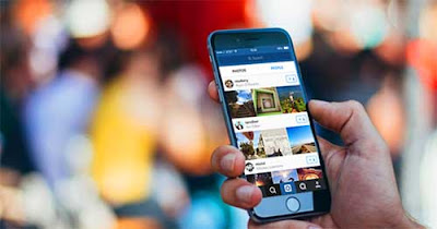 Instagram - Aplikasi Chatting Sosial Media Android