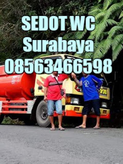 Sedot WC Ujung Semampir Surabaya Utara