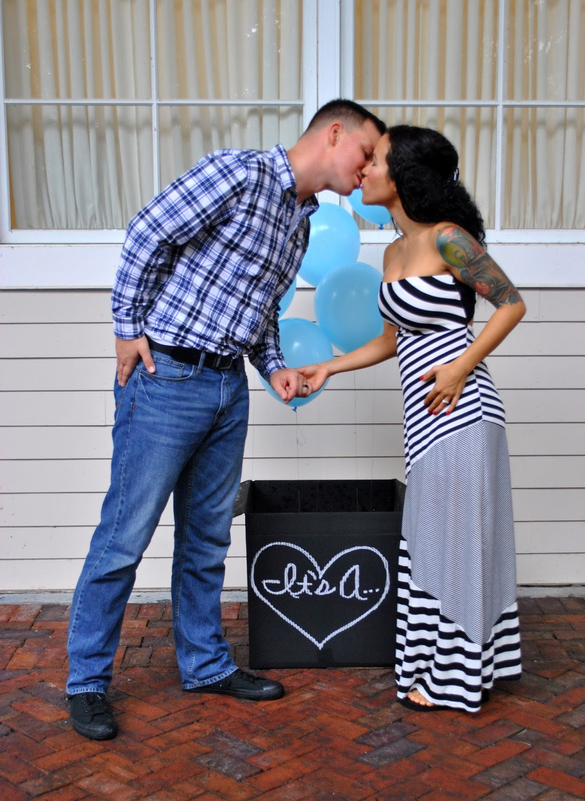 Diary Of A Fit Mommy Our Gender Reveal Photoshoot And Story
