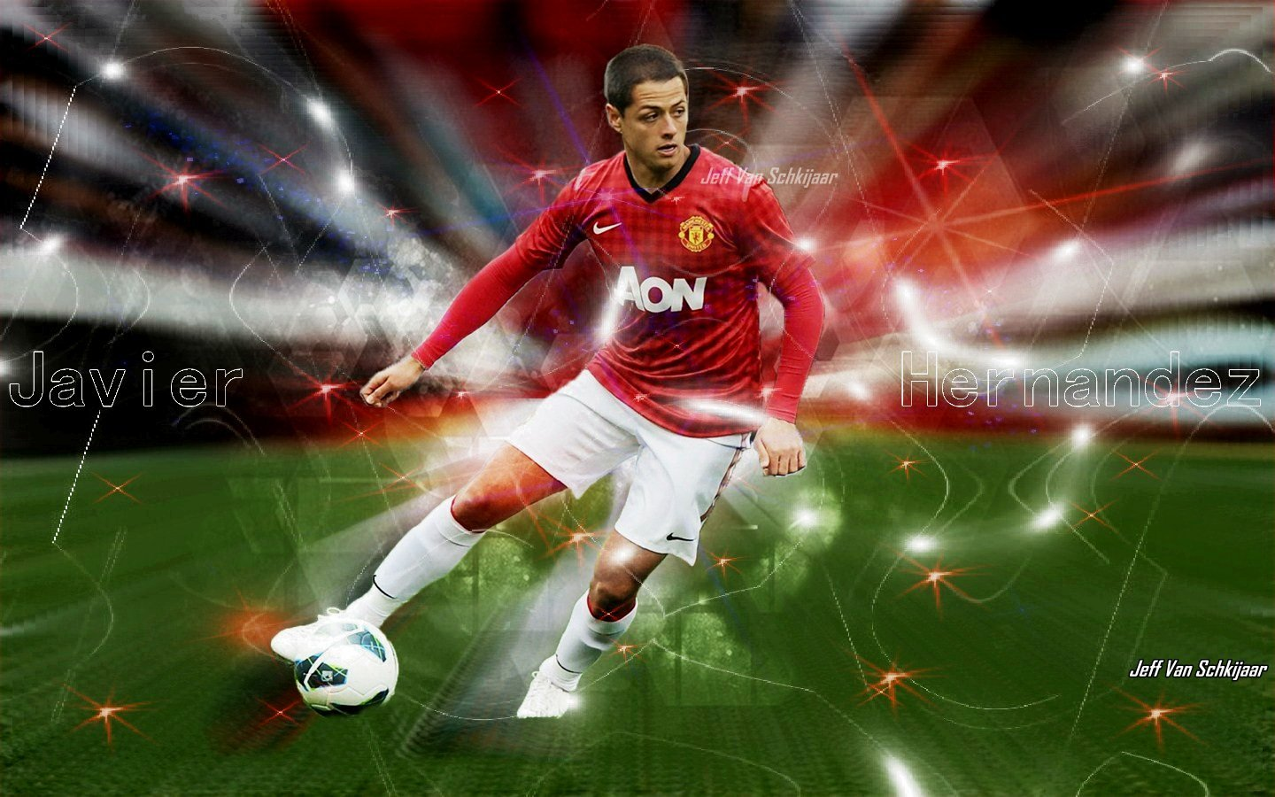 Javier Hernandez Chicharito Hd Wallpapers