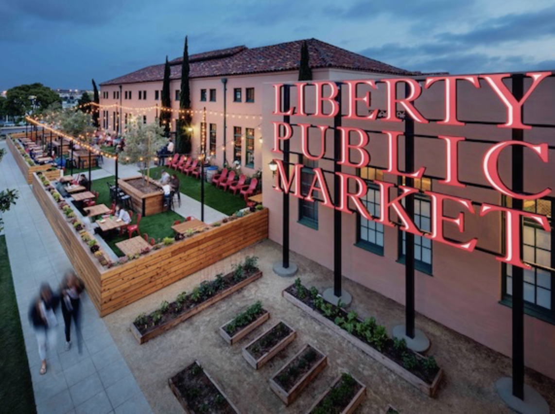 New Concepts Are Coming To San Go S Liberty Public Market