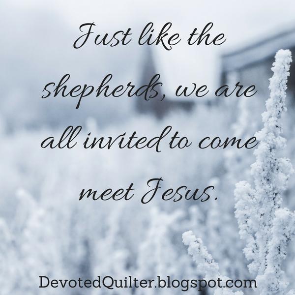 Weekly Christian devotions | DevotedQuilter.blogspot.com