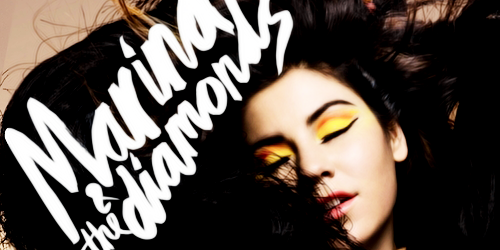 SceneSisters: Marina and the Diamonds - The Top 10 Songs
