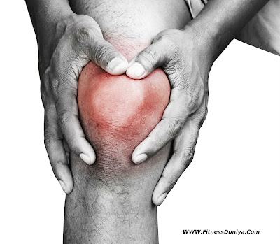 how to control knee pain problem