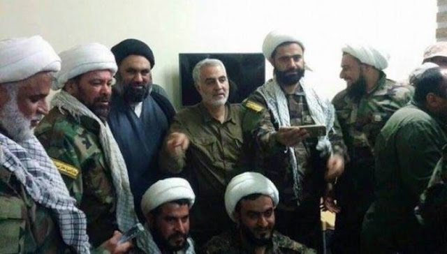 Syiah Hancurkan 5 Masjid Muslim Irak