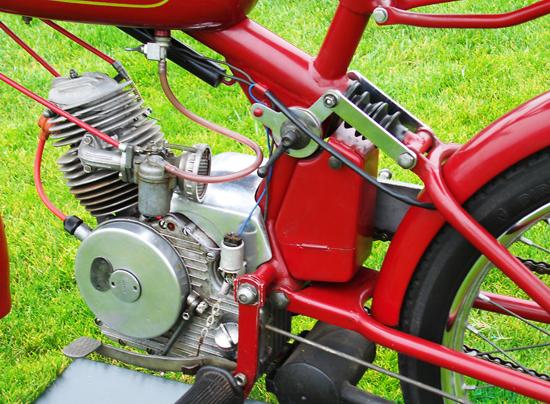 Ducati 60 - Left zoom