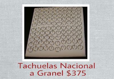 Tachuela Nacional a Granel