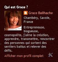 le profil grace bailhache sur blogger