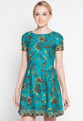 Contoh Model Baju Batik Untuk Remaja