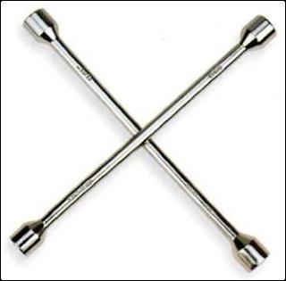 Kunci Roda (Wheel Brace)