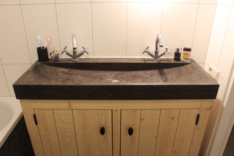 Badkamer Exclusief Someren : Onderscheidende badkamermeubels uit teakhout eigen ontwerpen