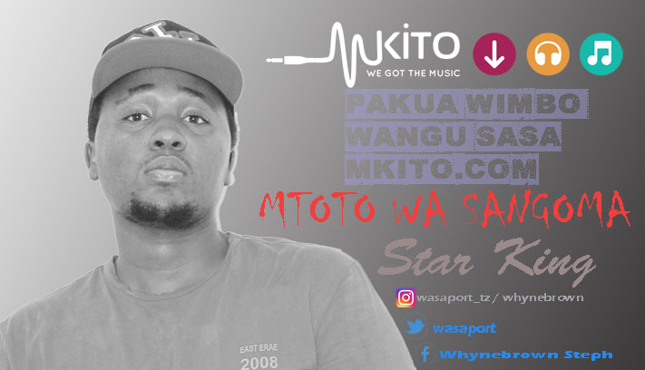 Download now Whynebrown - MTOTO WA SANGOMA