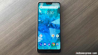 Launched today in India Nokia 7.1