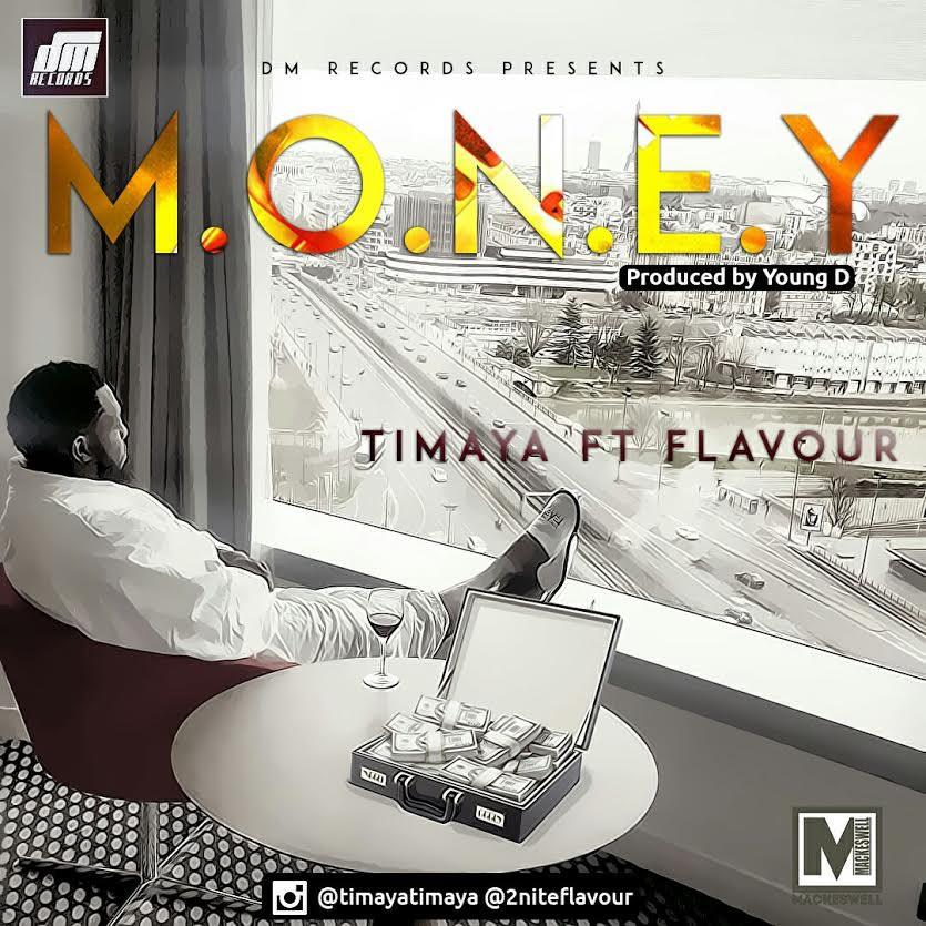 Timaya ft Flavour N'abania - Money