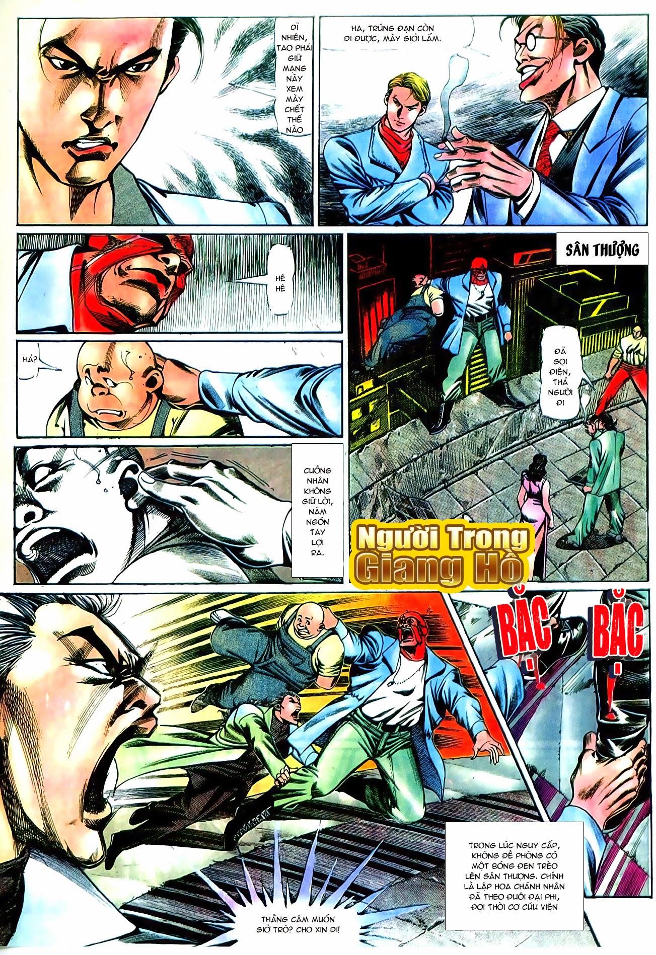 Người Trong Giang Hồ chapter 101: vô địch100% trang 7