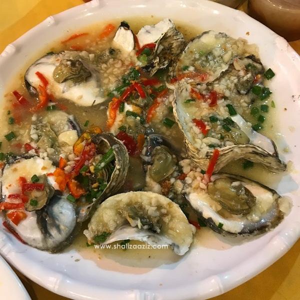 Seafood Kg Air, Kota Kinabalu, Sabah