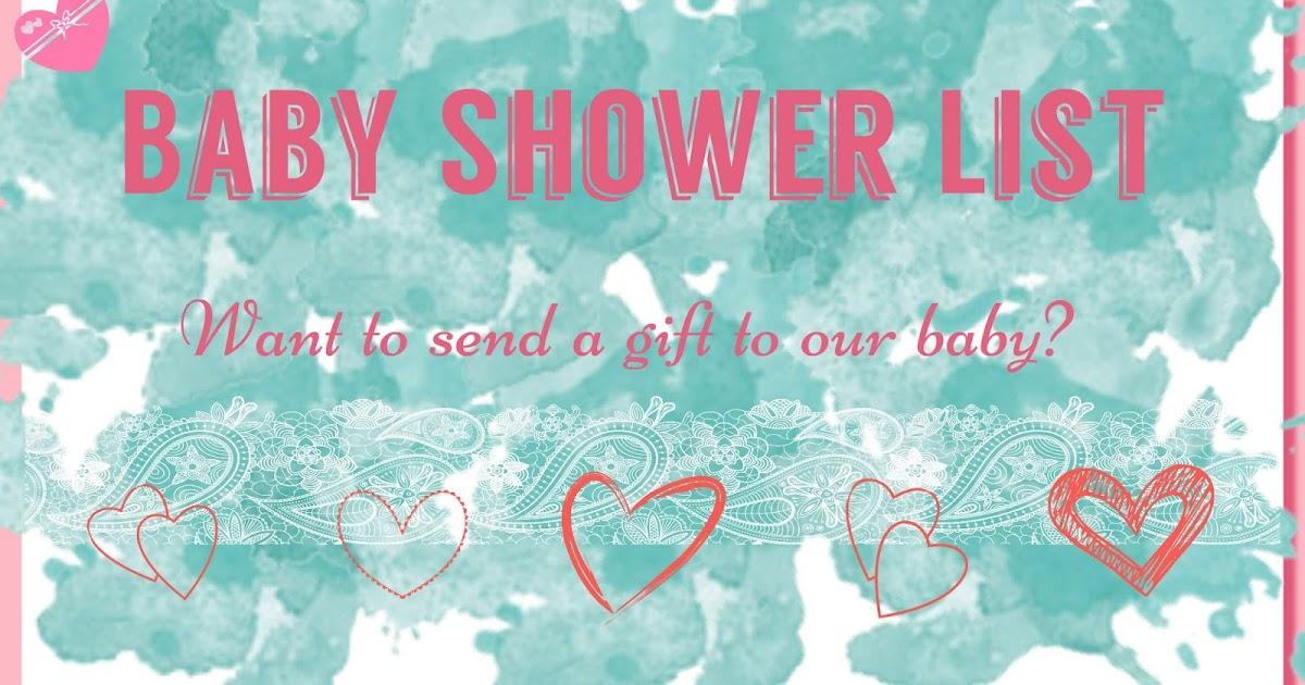 baby shower dinha