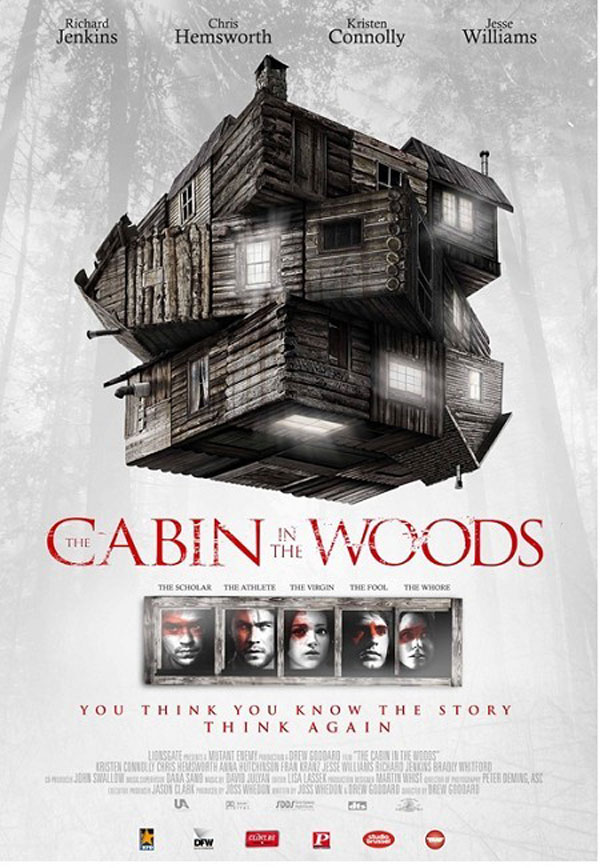 i was just watching a movie i 39 ve just seen the cabin