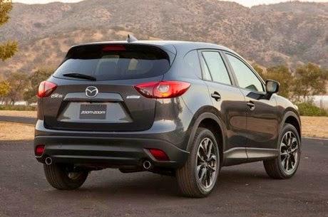 2016 Mazda CX-5 Release Date