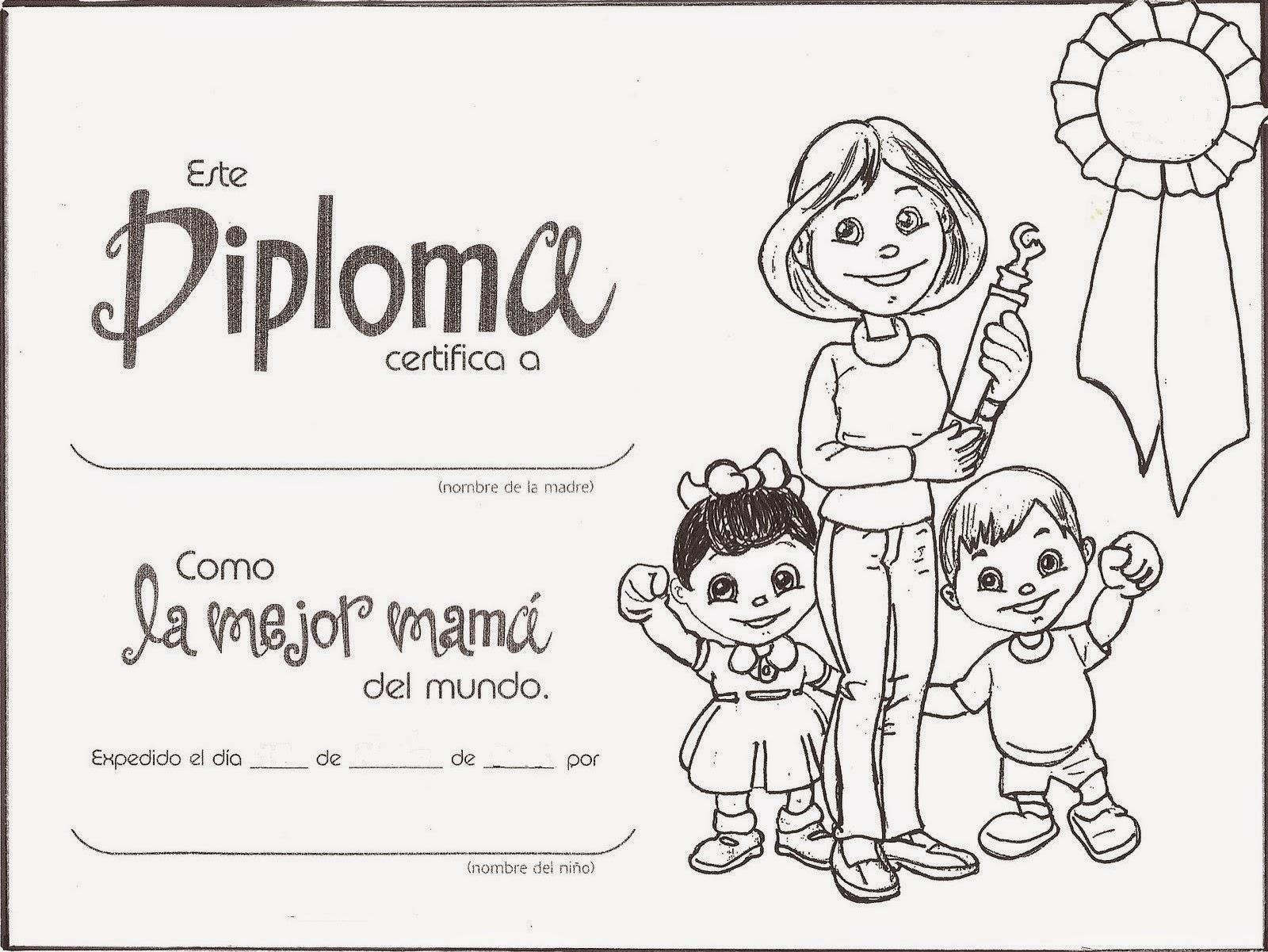Patricienta Y Sus Mikos Diplomas Día De La Madre