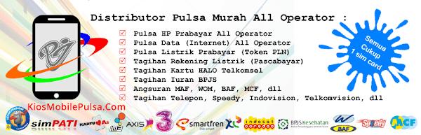 Web Resmi Server Kios Pulsa Elektrik All Operator Online Termurah Saat Ini