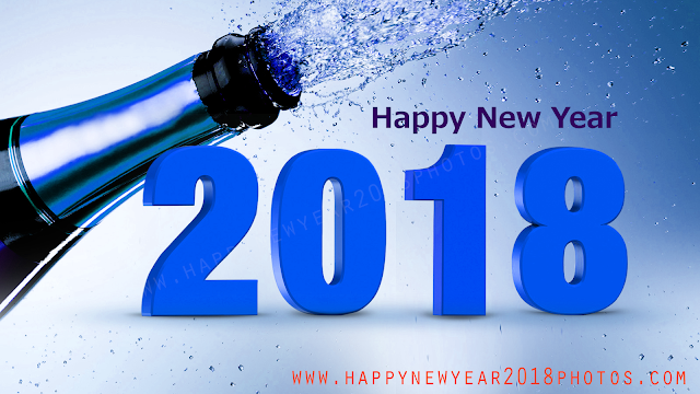 Happy New Year 2018 HD Pictures Images Wallpapers Graphics for Facebook Whatsapp