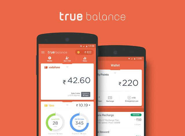 1. True Balance App