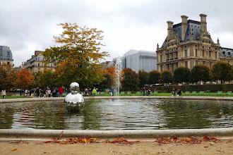 Expo : La FIAC s'échappe à l'air libre - Hors les Murs 2013 au Jardin des Tuileries