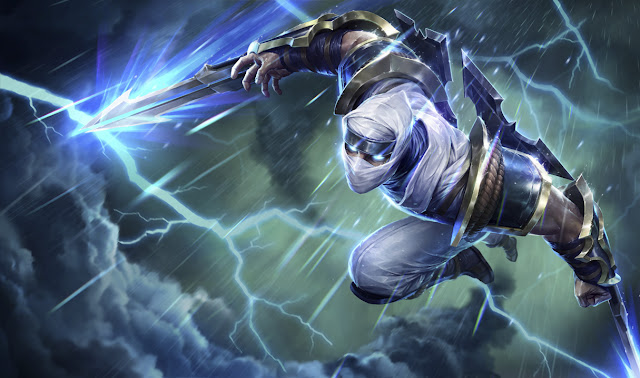 Nerfplz | League of Legends Zed Wallpapers | NERFPLZ.LOL