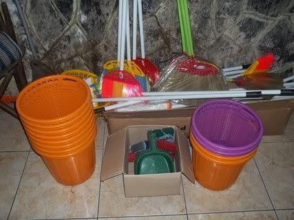Menjaga Kebersihan Alat-Alat Kebersihan Rumah