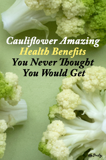 Cauliflower Amazing Health Benefits  image