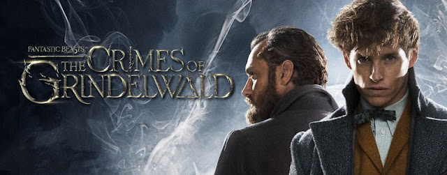 Film Bioskop Terbaru Fantastic Beasts : The Crimes Of Grindelwald 2018 Movie In Hindi