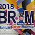 Tarikh Mula Permohonan Baru Dan Kemaskini BR1M 2018