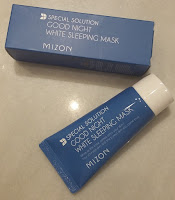 Mizon Good Night Sleeping Mask