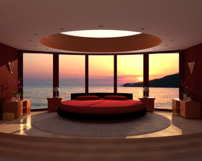 Luxus Schlafzimmer Ideen