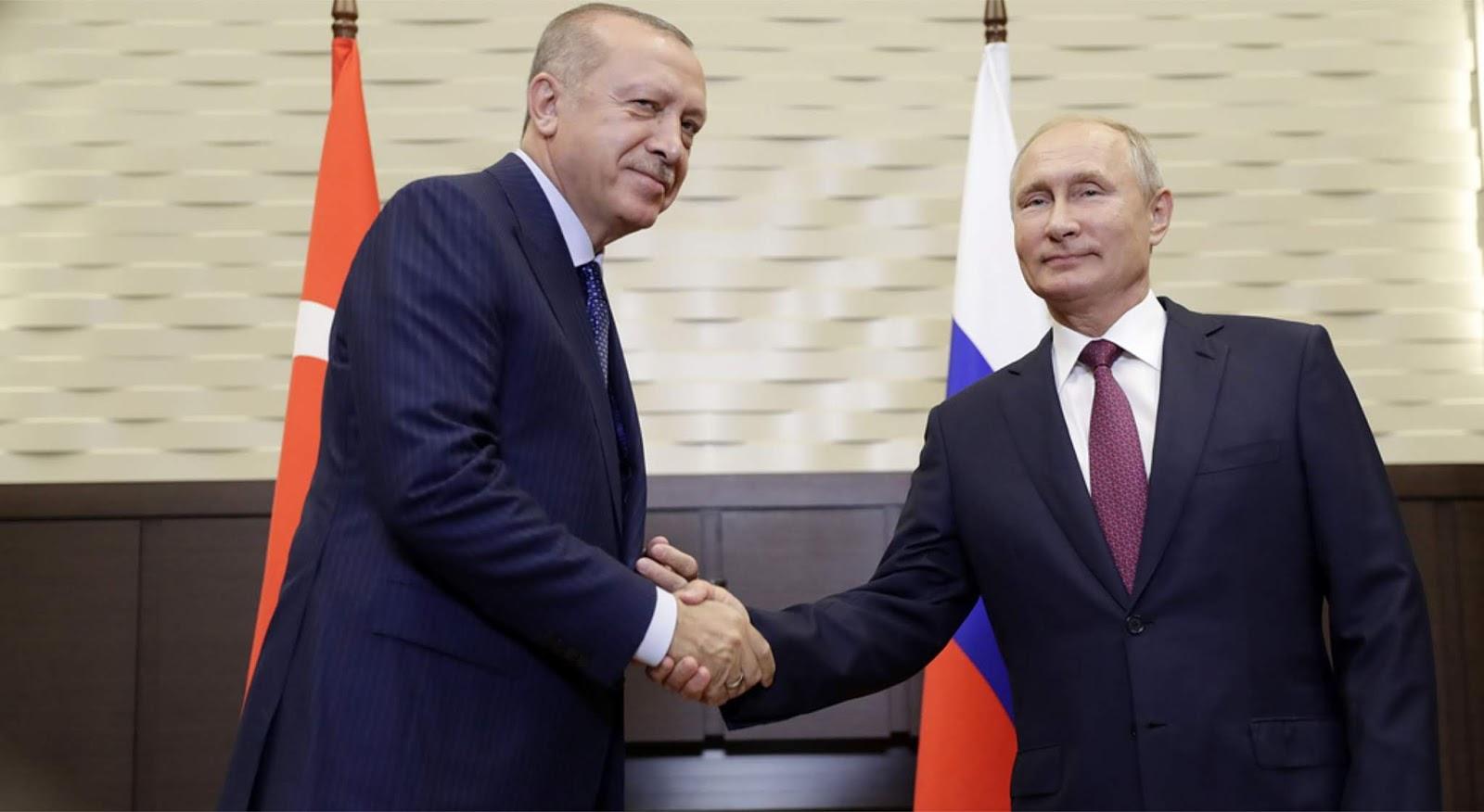 Kedekatan Erdogan dan Putin bisa mmbahayakan NATO