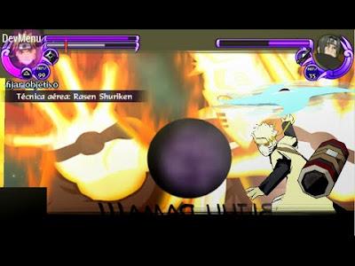 Naruto Ultimate Ninja Impact Charcater Mod Naruto Shippuden Ultimate Ninja Impact Mod Texture Bijuu/Sage Mode ISO PSP For Android