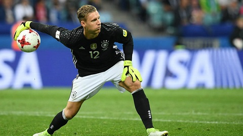 Thủ thành tân binh của đội tuyển Đức mang tên Bernd Leno