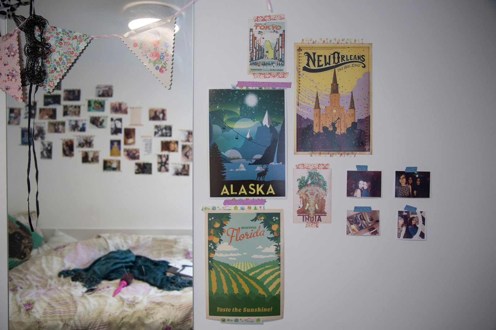 Quick ways make your university room look cuter chloe for Make my room