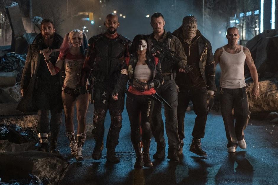 """Warner Bros. contrata roteirista para """"Esquadrão Suicida 2"""""""
