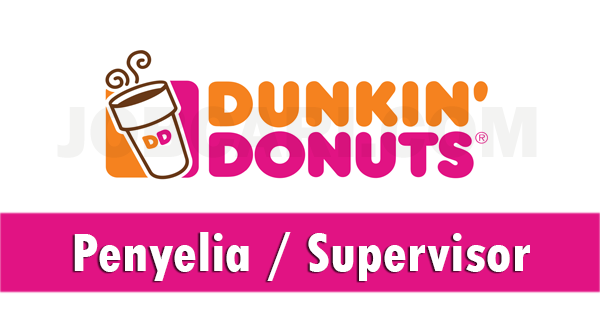 Jawatan Kosong di Dunkin' Donuts