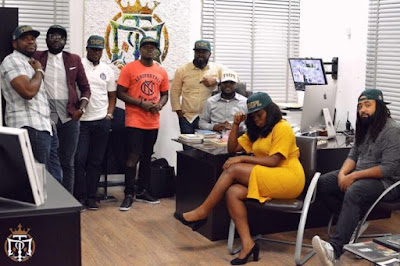 "Bisola, 9ice, Others Are The Latest Signees Under New Record Label ""Temple Music"""