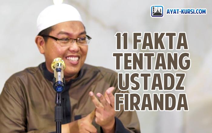 Ustadz Firanda