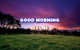 morning jiju