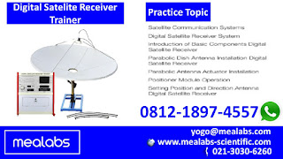 Alat Peraga Komunikasi Satelit