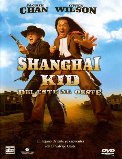 Ver Shanghai Kid en Londres (2003) Online